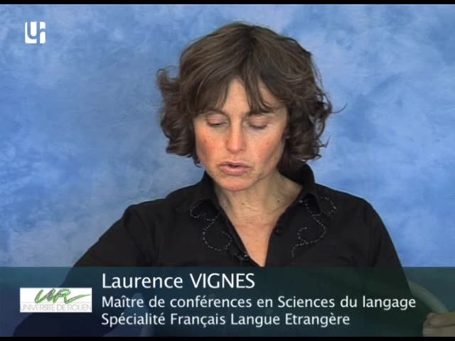 laurence vignes - l u0026 39 oral en int u00e9raction