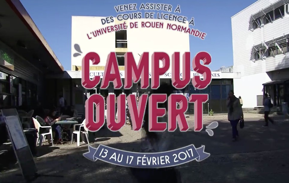 Campus ouvert 2017
