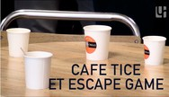 Café TICE et Escape Game